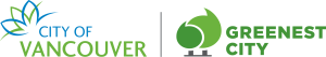 City of Vancouver - Greenest City Logo