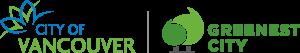 City of Vancouver - Greenest City Logo