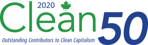 Clean50 2020 Logo