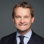 The Honourable Seamus O'Regan