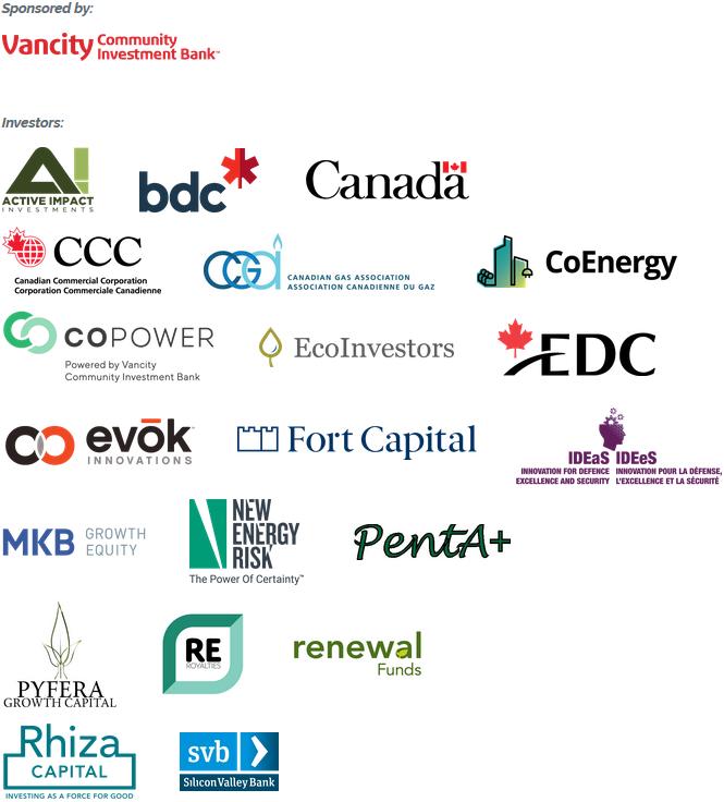 Investor Presentation Logo Cluster