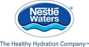 Nestle Waters - The Healthy Hydration Company - Logo