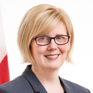 The Honourable Carla Qualtrough - Speaker Portrait