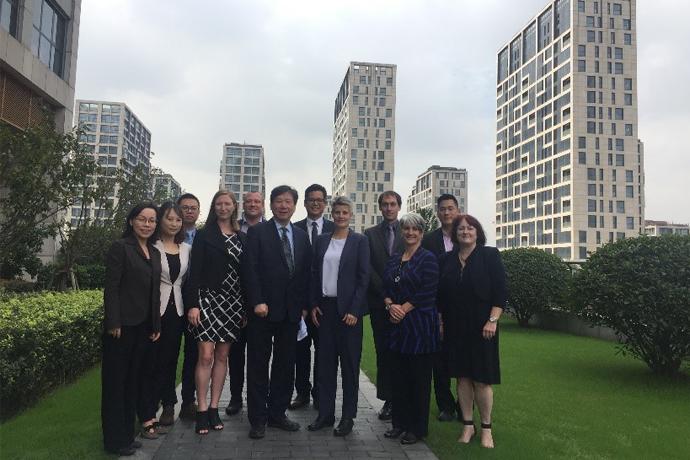 Paul Shorthouse & Shanghai Municipal Commission for Economy and Informatization