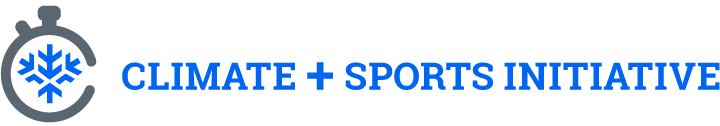 Climate and Sports Initiative Logo