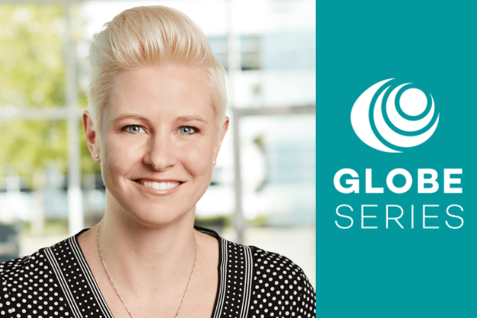 Elizabeth Shirt, Managing Director at GLOBE Series