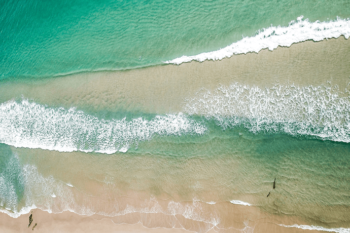 Waves from Above
