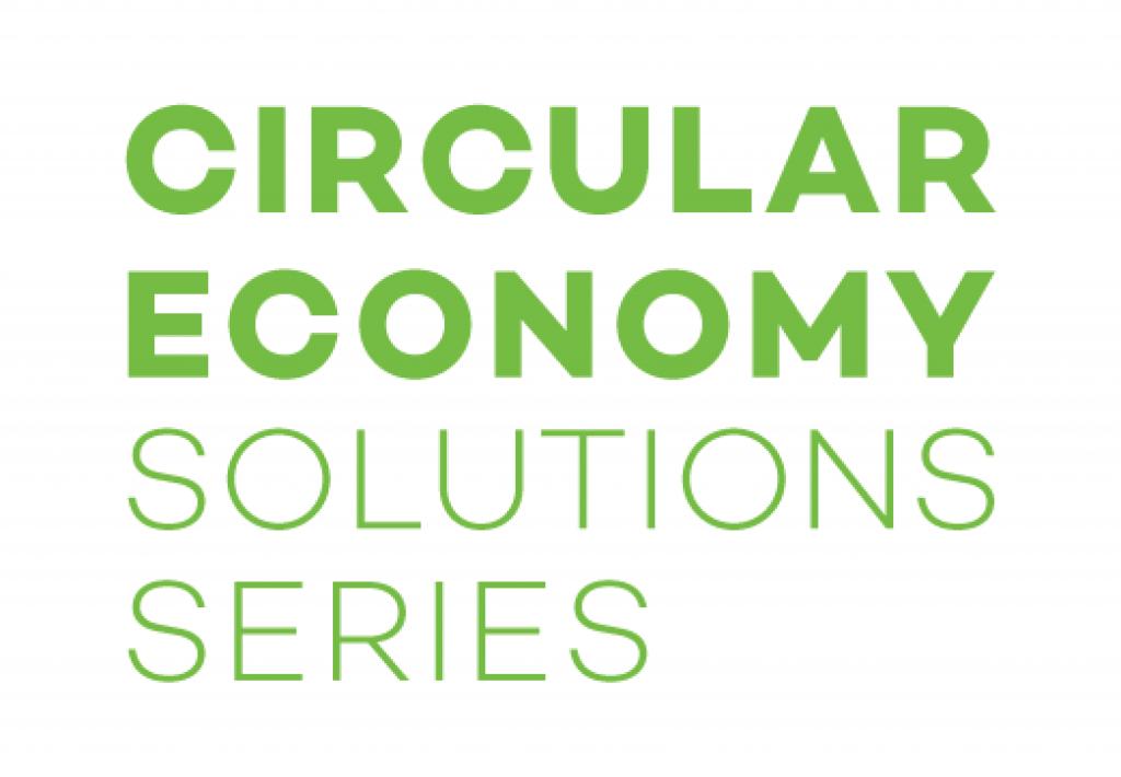 circular economy solution series logo